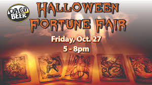 halloween fortune fair 10 27 cape cod beer cape cod beer