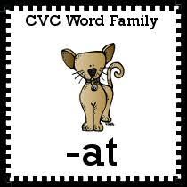 3 dinosaurs cvc word family printables