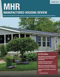 manufactured housing review mobile home park publication portfolio 3