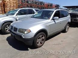 2004 bmw x3 parting out 2004 bmw x3 stock 6157pr tls auto recycling