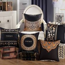 Luxury Home Decor Accessories High Quality Luxury Purple Decorative Throw Pillows Decorate