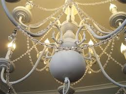Chandelier Makeover Show Stopping Beaded Chandelier Makeover Guest Post By Modern