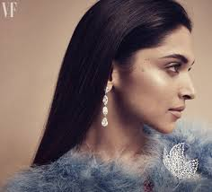 Vanity Fair Latest Issue Hotness Deepika Padukone Looks Exquisite On The Cover Of Vanity