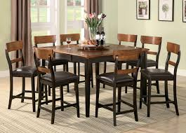 samson counter height dining set