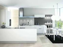 cuisine moderne et blanc deco cuisine gris et blanc idee deco salon gris et blanc wrt