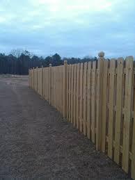 fencing services wood fences alabaster al