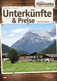 Unterkunftskatalog 2013 14 by Tourismusverband Pillerseetal issuu
