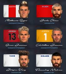 fifa 14 all hairstyles debski s world of hairstyles regens hair pack for fm17 fm scout