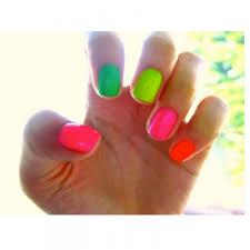 x bk 7ml neon nail polish
