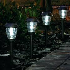 Landscape Light Parts Westinghouse Solar Led Landscape Lights Solar Outdoor Lights