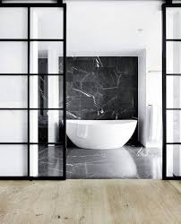EyeCatching And Luxurious Black And White Bathroom Ideas - Bathroom designs black and white