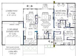Contemporary Home Floor Plans by Interior Mid Century Modern Home Floor Plans With Delightful
