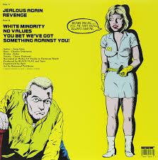 Black Flag Nervous Black Flag Jealous Again Vinyl Amazon Com Music