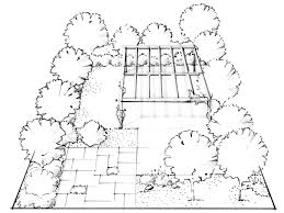 Home Design For Rectangular Plot How Do I Draw A Scale Plan For My Square Or Rectangular Yard