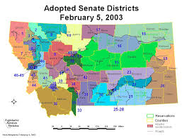Hamilton Montana Map by Montana Legislature Districting And Apportionment Interim