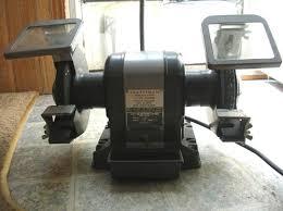 Old Bench Grinder Photo Index Sears Craftsman 397 19580 1 3 Hp Bench Grinder