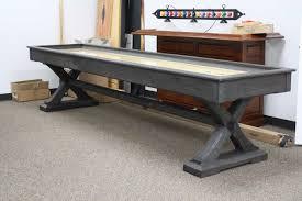Shuffle Board Tables Presidential Kariba Shuffleboard Table U2013 Robbies Billiards