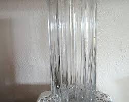 Vase French French Crystal Etsy