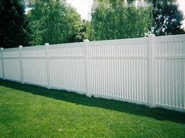 Backyard Fence Ideas Backyard Fencing Ideas White Fence Ideas How Do Creative