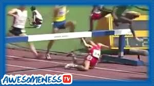 Track And Field Memes - blake griffin s track and field wipeouts that was awesome ep 6