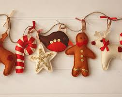 Traditional Christmas Decor Christmas Decorations Curated By The Guardian Life U0026 Style On Etsy