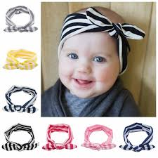 cloth headbands new cloth blend baby headband girl hair bunny ears headbands kids
