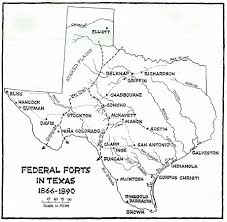 alamo floor plan 1836 federal forts in texas 1866 1890 fort elliot played a part in