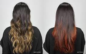 how to ambray hair how to ombre at home by madison reed
