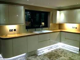 under cabinet led strip led strip lights kitchen led kitchen lighting led kitchen strip