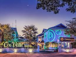 d ox ville hotel in indonesia asia