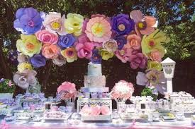 Photo Backdrops For Parties 10 Gorgeous Paper Flower Backdrops Catch My Party