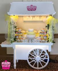 fairway cakes candy cart savoury cart and cake cart