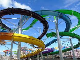 6 Flags Water Park Point Plummet Cp America U0027s Roller Coast