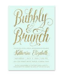 bridal brunch invite chagne bridal brunch invitations sea paper designs