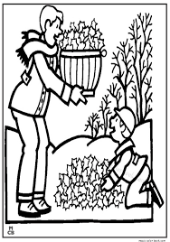 autumn fall coloring pages free online 14
