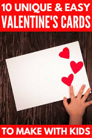 kids valentines day cards adorable diy s day cards to make with your kids