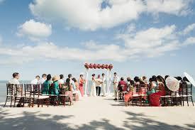rustic key west beach wedding floridian social