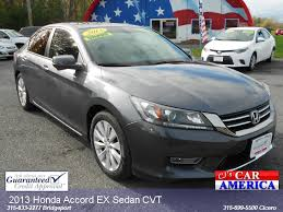2013 honda accord value home c j s car america 554 route 31 bridgeport ny 13030 315 633