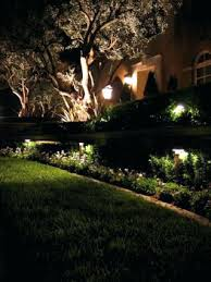 landscape lighting under trees landscape lighting tall trees