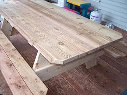 this old house picnic table trestle table plans this old house preparing trestle table plans