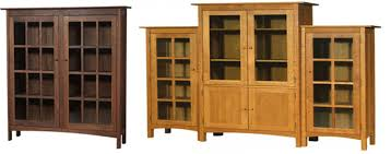 Wooden Bookcase With Glass Doors Bookcases Ideas Wood Bookcases With Doors Design Bookshelves With