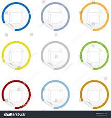 Floor Plan Furniture Clipart Flat Chair Icon On Sticker Floor Stock Vector 380021902 Shutterstock