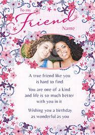 birthday cards for best friends u0026 friends funky pigeon