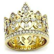 golden rings ebay images Crown ring ebay JPG
