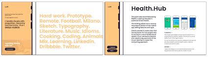 Elements Home Design Portfolio The Anatomy Of A Portfolio U2013 Prototypr