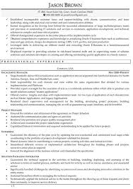 resume information technology manager writing a successful research paper a simple approach information