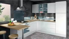 promo cuisine brico depot modèle de cuisine moderne et équipée brico dépôt