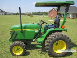 what is the best john deere 30 hp