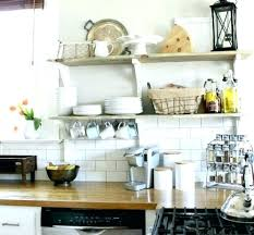 open kitchen shelving ideas kitchen shelf ideas averildean co