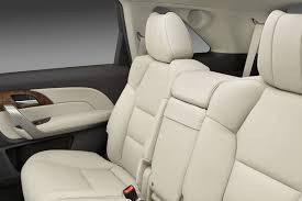 Acura Umber Interior Top Gear 2012 Acura Mdx